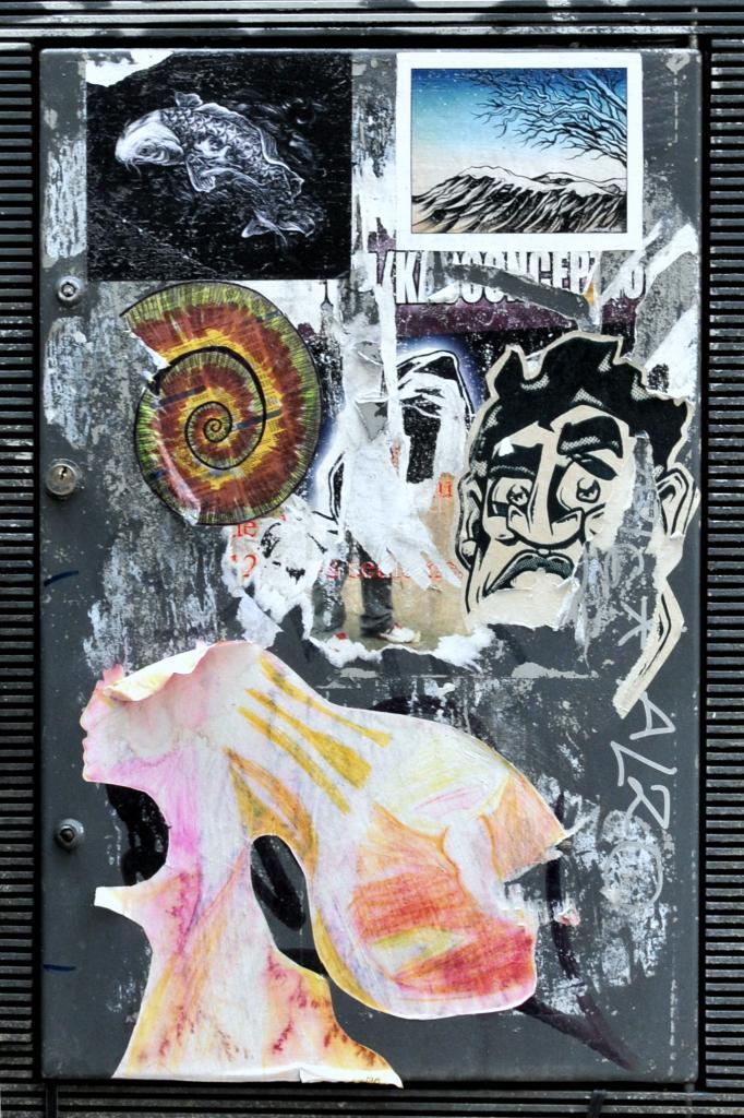 Murs, un regard sur l'art de rue