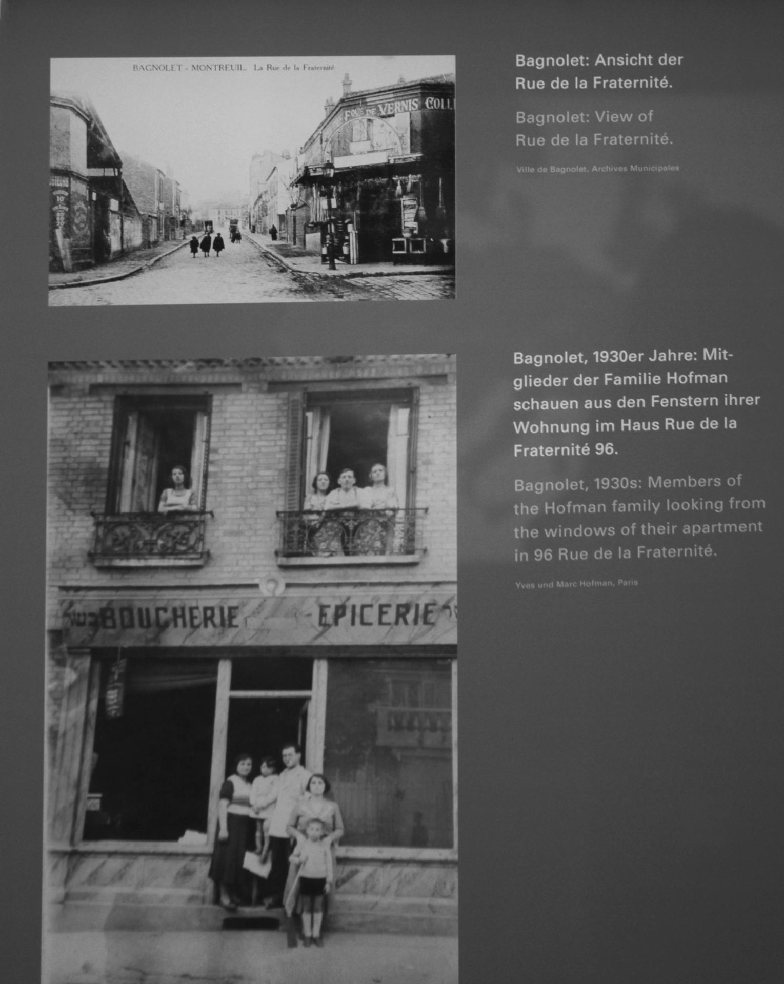 96 rue de la Fraternité 1930