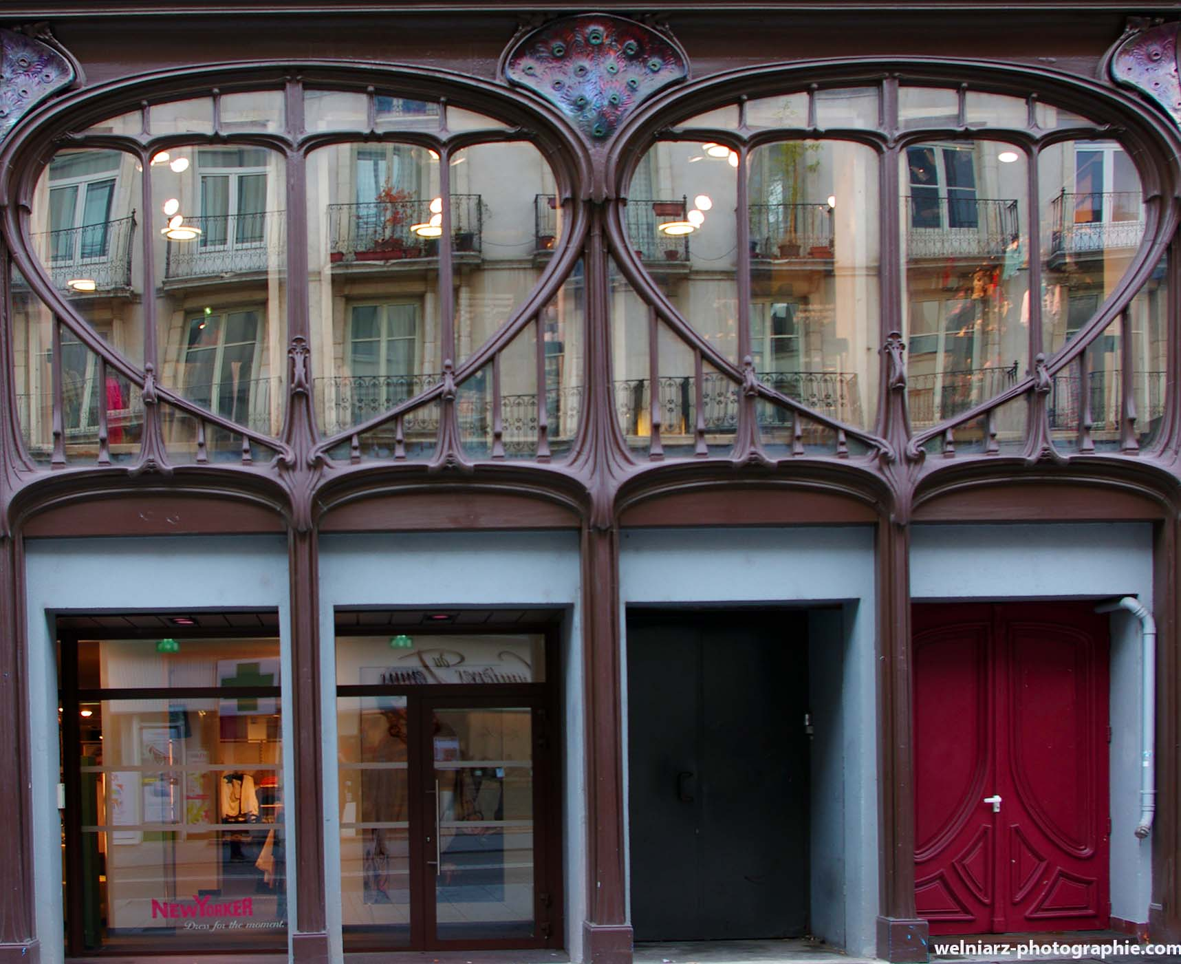 Art nouveau a nancy