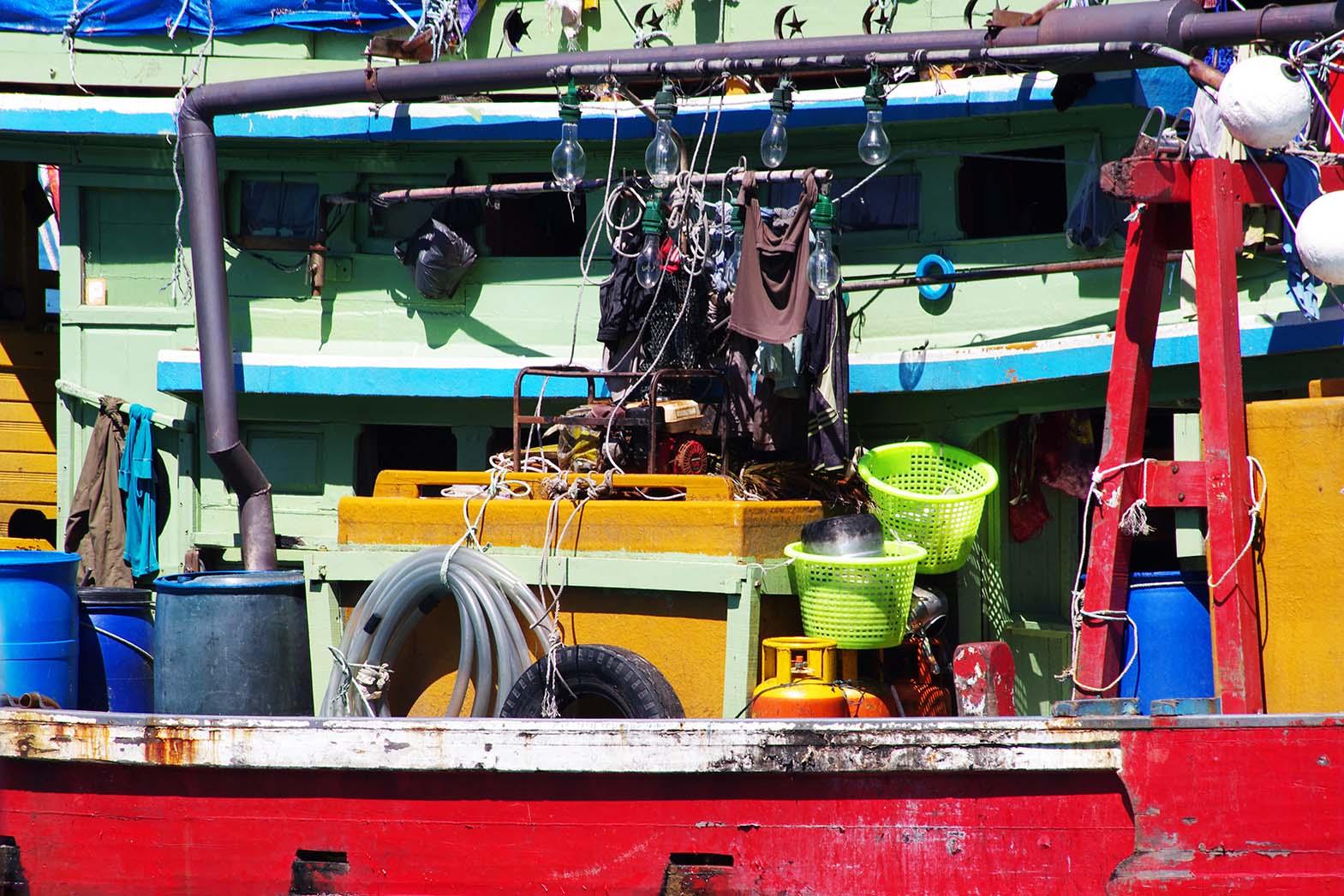 bateau de pêche malais 4