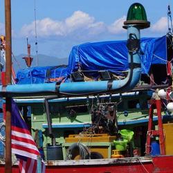 bateau de pêche malais 7