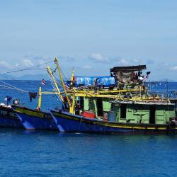 bateau de pêche malais 2