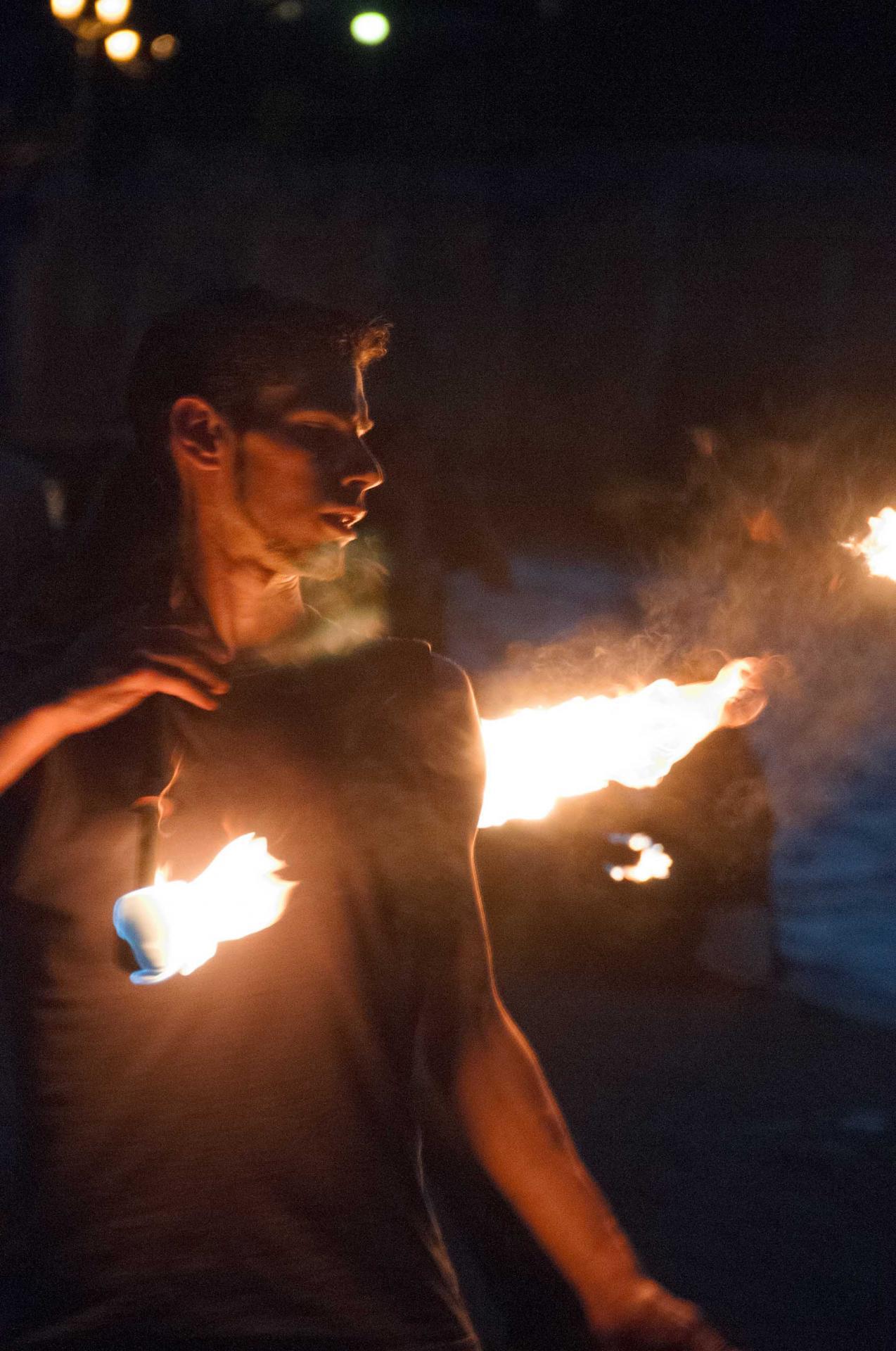 Mouvements de feu 12