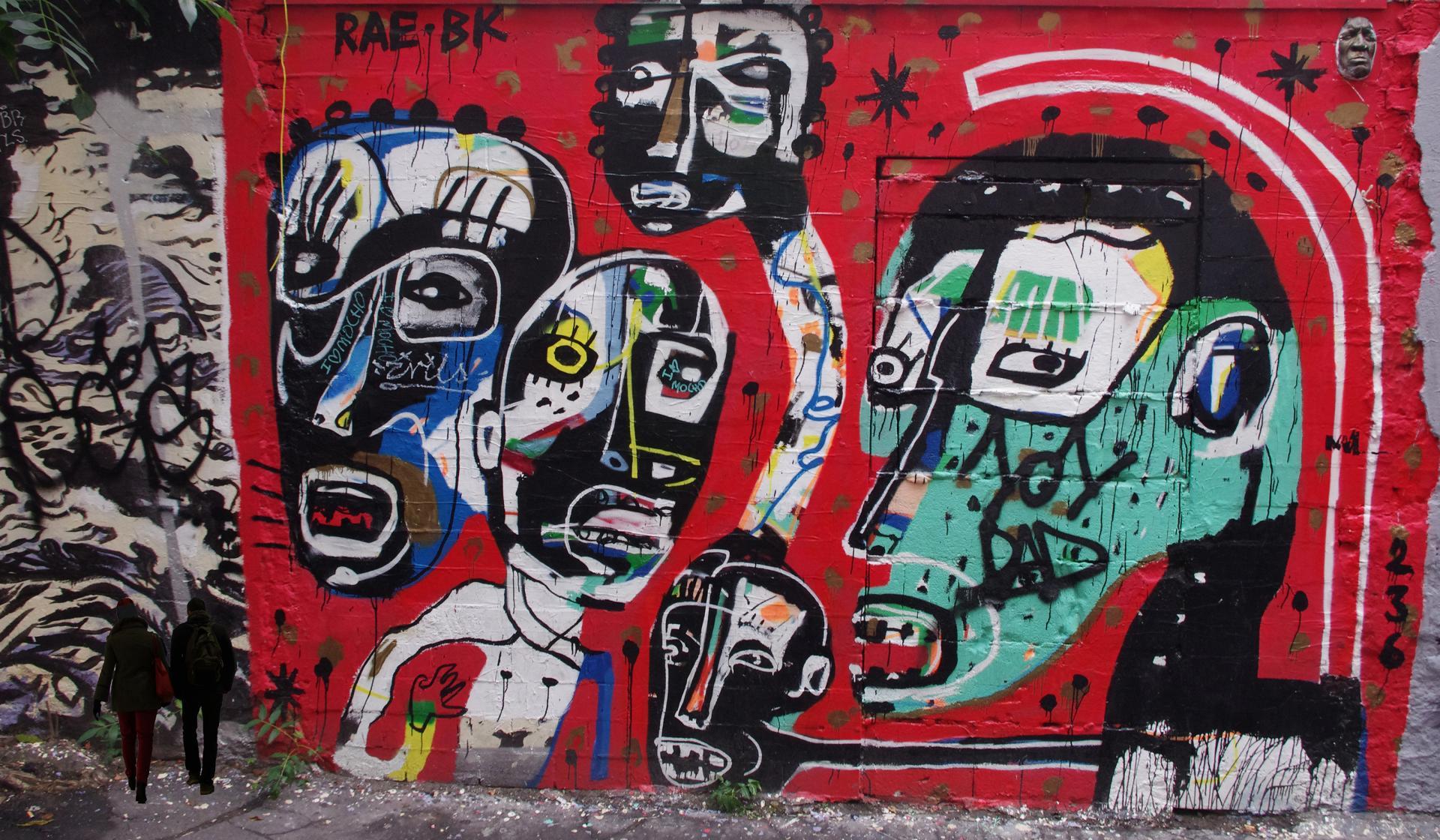 Mes murs de Berlin 5