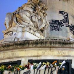 Paris après le 13 novembre 2015-2