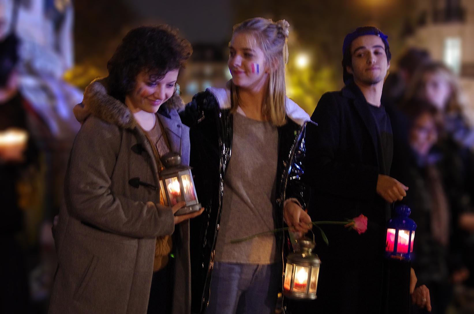 Paris après le 13 novembre 2015-9