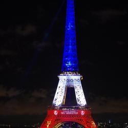 Paris après le 13 novembre 2015-13