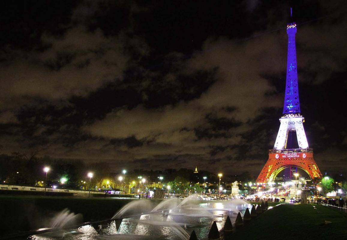 Paris après le 13 novembre 2015