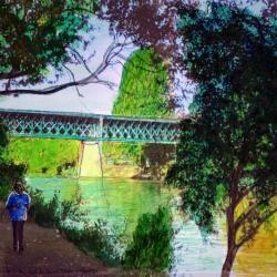 Ceci n'est pas le pont d'Argenteuil