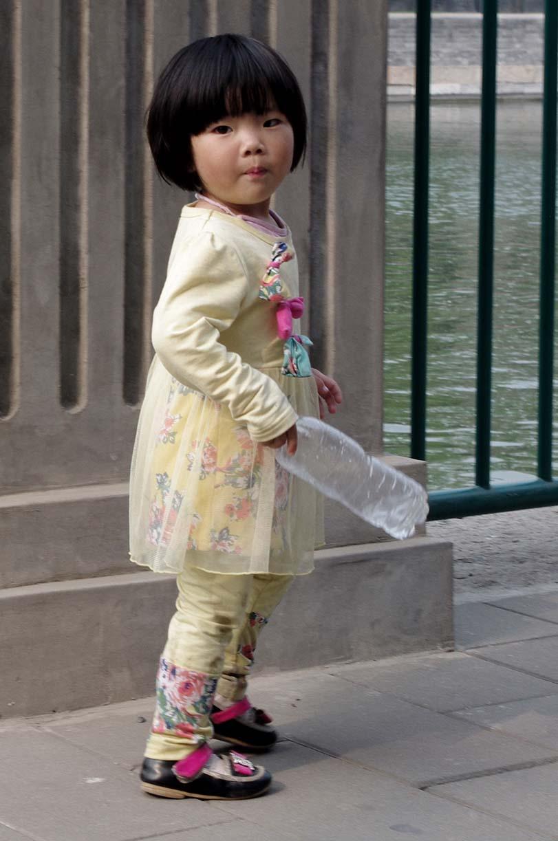 Petite princesse chinoise