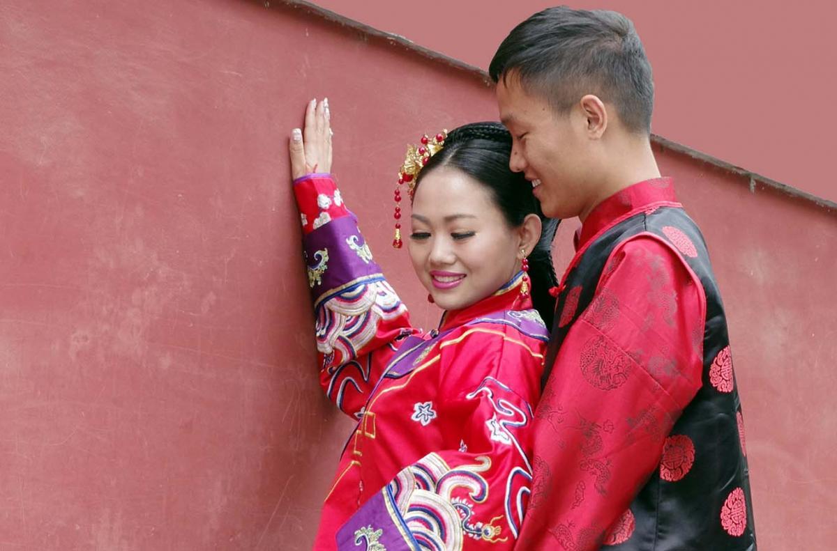Jeunes mariés : la vie quotidienne à Pékin